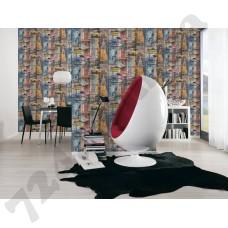 Интерьер Authentic Walls Артикул 301701 интерьер 3