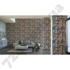 Интерьер Authentic Walls Артикул 301701 интерьер 4