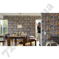 Интерьер Authentic Walls Артикул 301701 интерьер 5