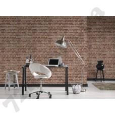 Интерьер Authentic Walls Артикул 302191 интерьер 8