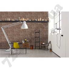 Интерьер Authentic Walls Артикул 302191 интерьер 9