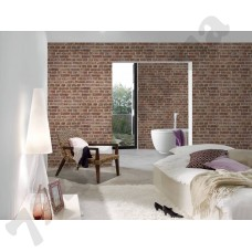 Интерьер Authentic Walls Артикул 302191 интерьер 10