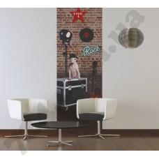 Интерьер Authentic Walls Артикул 304544 интерьер 1