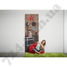 Интерьер Authentic Walls Артикул 304544 интерьер 4