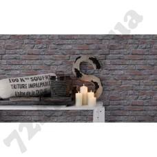 Интерьер Authentic Walls Артикул 954702 интерьер 3