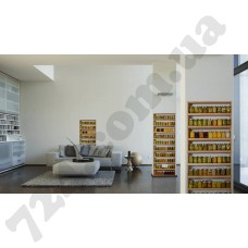 Интерьер Authentic Walls Артикул 304534 интерьер 2