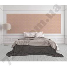 Интерьер Metallic Silk Артикул 306585 интерьер 8