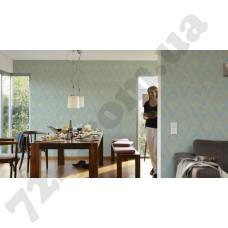 Интерьер Metallic Silk Артикул 306595 интерьер 2