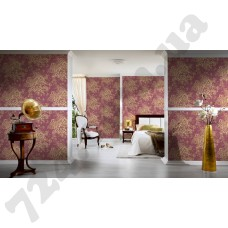 Интерьер Metallic Silk Артикул 306576 интерьер 1