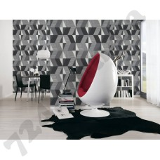 Интерьер Black & White 3 Артикул 303952 интерьер 3