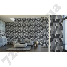 Интерьер Black & White 3 Артикул 303952 интерьер 4