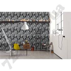 Интерьер Black & White 3 Артикул 303952 интерьер 9
