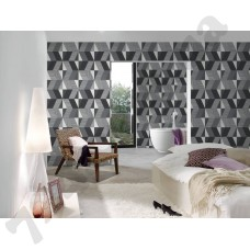 Интерьер Black & White 3 Артикул 303952 интерьер 10