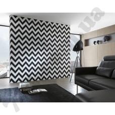 Интерьер Black & White 3 Артикул 939431 интерьер 1
