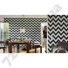 Интерьер Black & White 3 Артикул 939431 интерьер 5