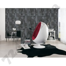 Интерьер Black & White 3 Артикул 252821 интерьер 2