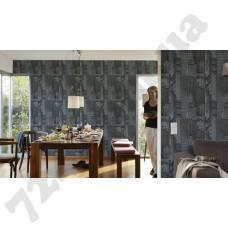 Интерьер Black & White 3 Артикул 252821 интерьер 4