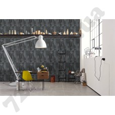 Интерьер Black & White 3 Артикул 252821 интерьер 8