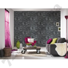 Интерьер Black & White 3 Артикул 304652 интерьер 3