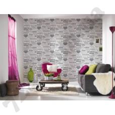 Интерьер Black & White 3 Артикул 304671 интерьер 3