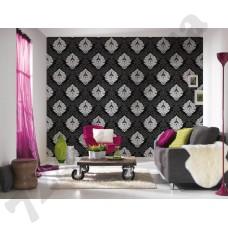 Интерьер Black & White 3 Артикул 554314 интерьер 2