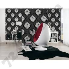 Интерьер Black & White 3 Артикул 554314 интерьер 3