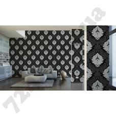 Интерьер Black & White 3 Артикул 554314 интерьер 7