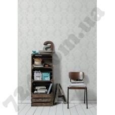 Интерьер Black & White 3 Артикул 554932 интерьер 7