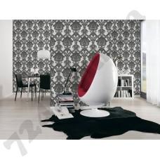 Интерьер Black & White 3 Артикул 554949 интерьер 1