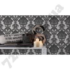 Интерьер Black & White 3 Артикул 554949 интерьер 3