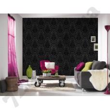 Интерьер Black & White 3 Артикул 255426 интерьер 1