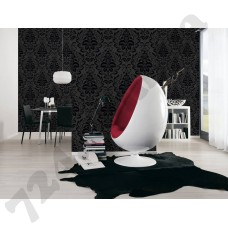 Интерьер Black & White 3 Артикул 255426 интерьер 2