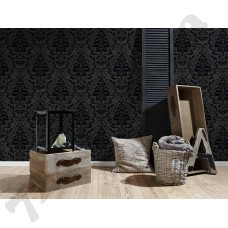 Интерьер Black & White 3 Артикул 255426 интерьер 3
