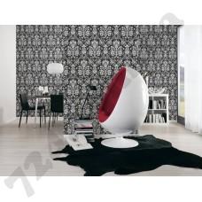 Интерьер Black & White 3 Артикул 956895 интерьер 2