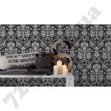 Интерьер Black & White 3 Артикул 956895 интерьер 4