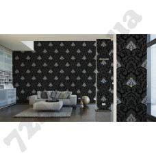 Интерьер Black & White 3 Артикул 955381 интерьер 3