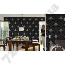 Интерьер Black & White 3 Артикул 955381 интерьер 4