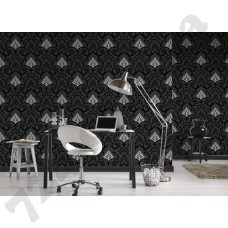 Интерьер Black & White 3 Артикул 955381 интерьер 7