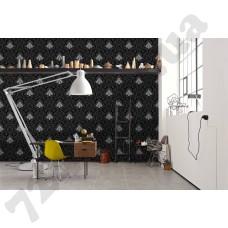 Интерьер Black & White 3 Артикул 955381 интерьер 8