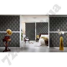 Интерьер Black & White 3 Артикул 891235 интерьер 1
