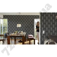 Интерьер Black & White 3 Артикул 891235 интерьер 3