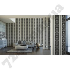 Интерьер Black & White 3 Артикул 891334 интерьер 1