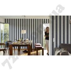 Интерьер Black & White 3 Артикул 960787 интерьер 3