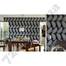 Интерьер Black & White 3 Артикул 958782 интерьер 4