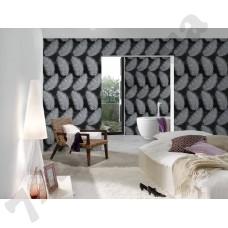 Интерьер Black & White 3 Артикул 958782 интерьер 9