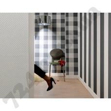 Интерьер Black & White 3 Артикул 206367 интерьер 1