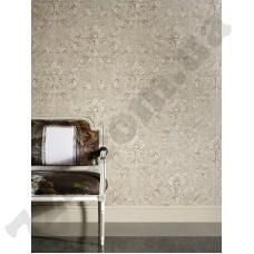 Интерьер Versace Wallpaper 2 Артикул 962152 интерьер 1
