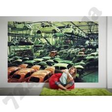 Интерьер Volkswagen Артикул 470574 интерьер 4