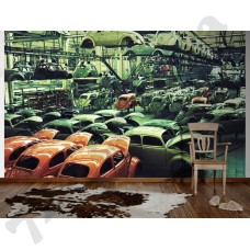 Интерьер Volkswagen Артикул 470574 интерьер 5