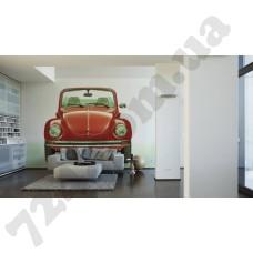 Интерьер Volkswagen Артикул 470575 интерьер 2